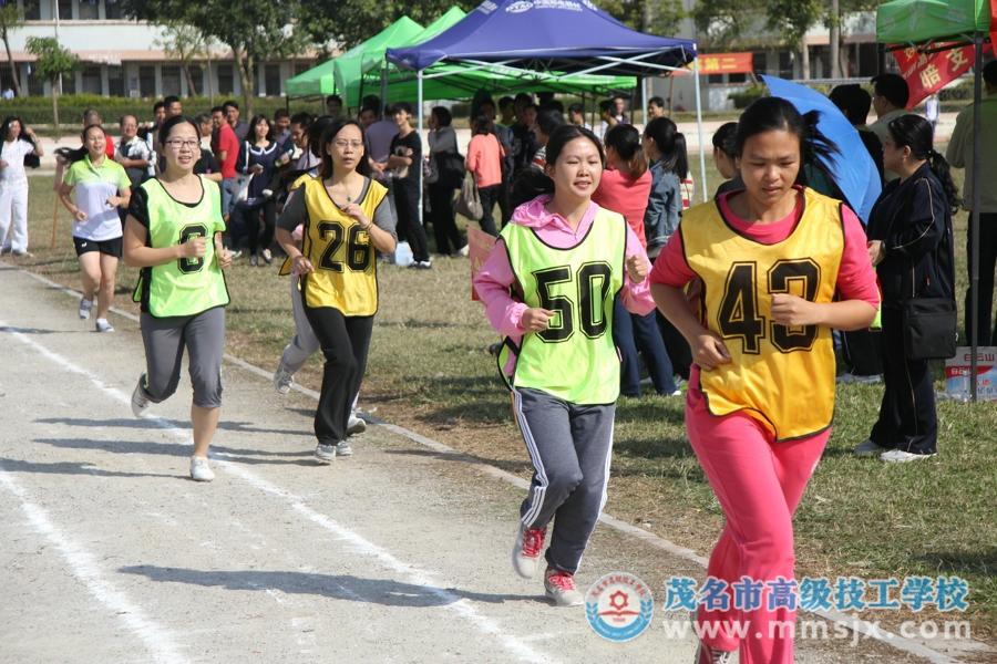 女子800米比赛