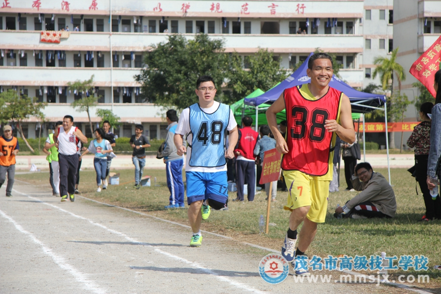 轻松跑1500米