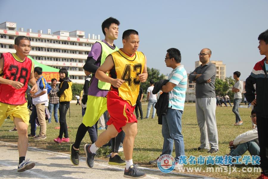 男子1500米比赛