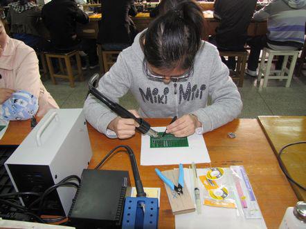 电子技术应用(省级示范专业)