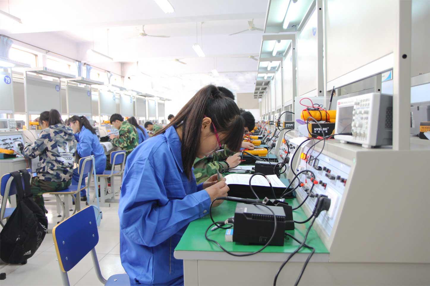 机电一体化(省级示范专业)