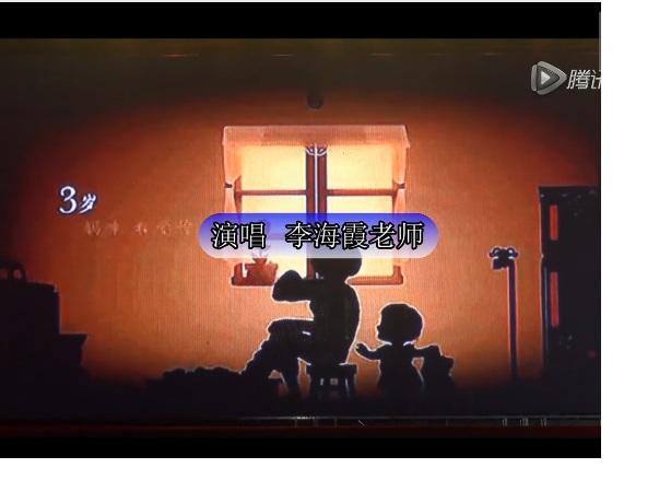 茂名一技孝是最美—感动校园颁奖晚会《烛光里的妈妈》