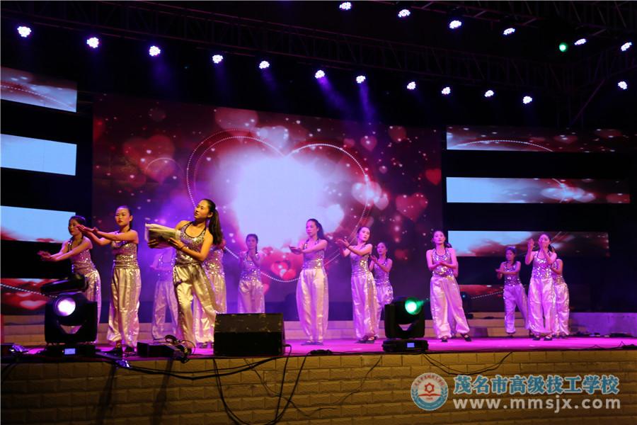 现代舞《最初的梦想》(表演:15幼师)