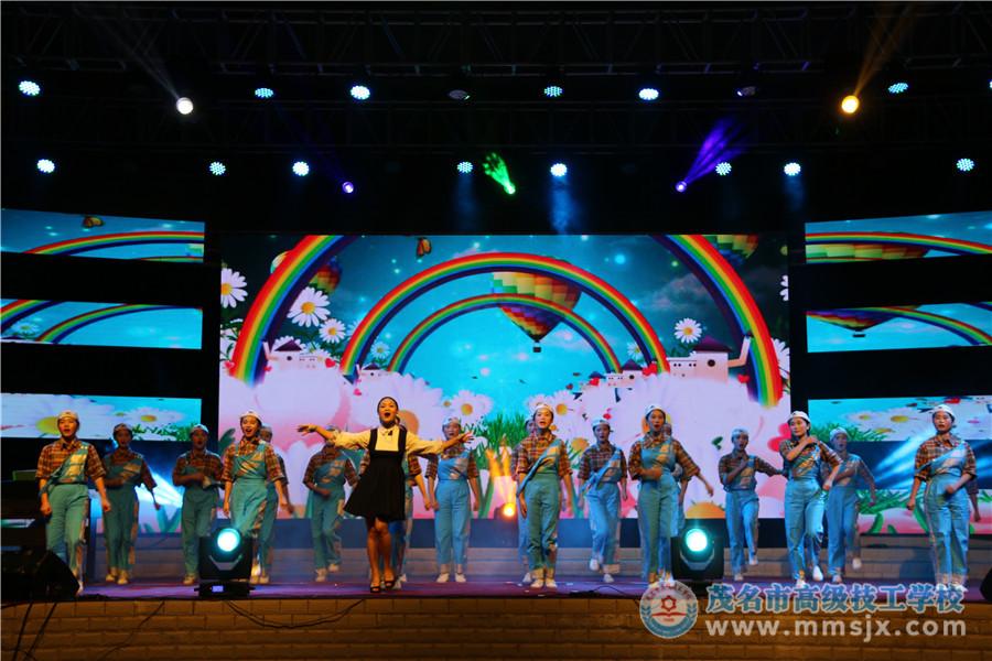 情景剧《音乐课堂》(表演:车颖娴、吴爱文、15幼师)